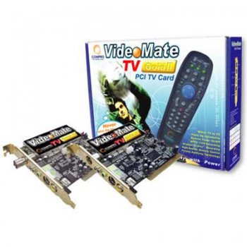 Tv Compro Videomate Card